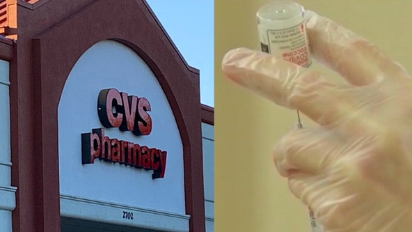 List: Where in Florida CVS is distributing the COVID-19 vaccine