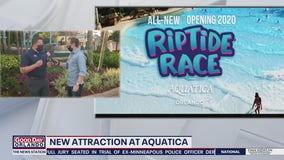 New attraction Riptide Race to open at Aquatica