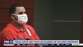 Trial date set in Nicole Montalvo murder case