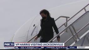 Vice President Harris visits Jacksonville