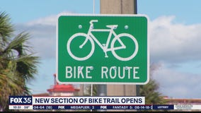 New section of Orlando bike trail opens