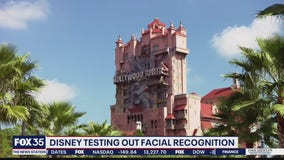 Disney World testing facial recognition technology at park entrance