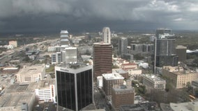 Make indoor plans: Storms move through Central Florida this weekend