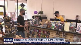 Finding success during a pandemic