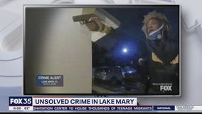Unsolved crime in Lake Mary featured on AMW
