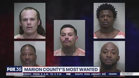 Marion County's Most Wanted