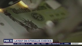 Latest on stimulus check delivery