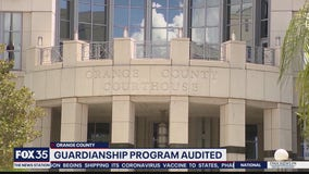 Orange County guardianship program audited