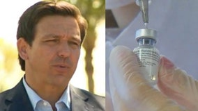 Demings: DeSantis vaccination fines puts locals at center of political back and forth