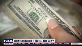 Floridian's wait for latest round of stimulus funding to hit the bank