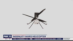 NASA's Mars helicopter nears historic flight