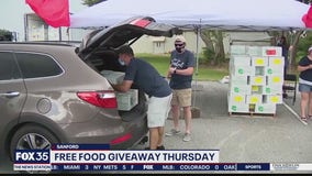 Central Florida church organizing another food giveaway