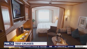 Inside look at test cruises