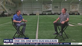 One-on-one with UCF Football Coach Gus Malzahn