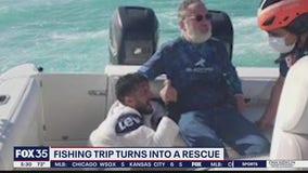 Orlando attorney helps rescue fisherman off Key West