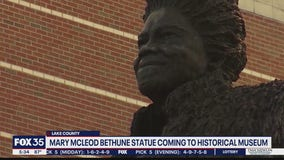 Mary McLeod Bethune statue could come to Lake County museum