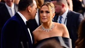 Jennifer Lopez and Alex Rodriguez say they're still together despite reports of split