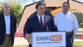 Gov. DeSantis says vaccine eligibility could be lowered to this age next