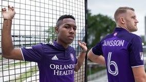 Orlando City SC unveils 2021 Thick N Thin home uniform kit