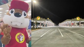 Buc-ee's officially opens in Daytona Beach