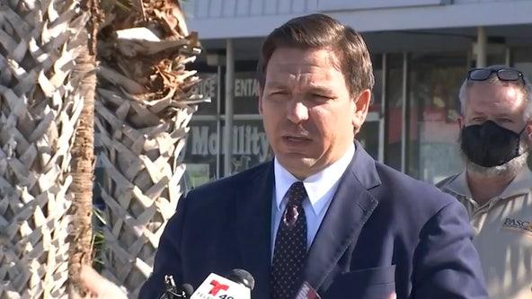 DeSantis: 'In Florida, we will NOT do any vaccine mandates'