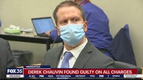 Derek Chauvin guilty on all charges in death of George Floyd