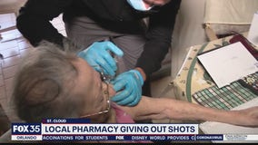 Independent pharmacy focuses on vaccinating homebound seniors