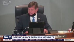 Seminole County discusses mask mandate removal