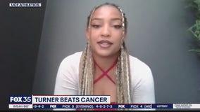 UCF athlete Nahla Turner beats cancer