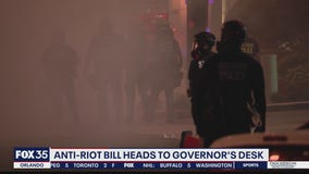 Controversial 'anti-riot' bill headed to Gov. DeSantis