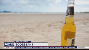 City of Cocoa Beach to discuss BYOB drinking restrictions proposal