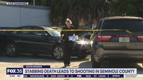Authorities investigate stabbing death of woman