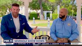 Wrestling showdown in Seminole County