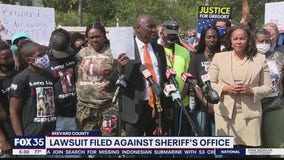 Lawsuit filed against Brevard County Sheriff's Office