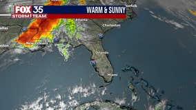 Weather Forecast: April 8, 2021