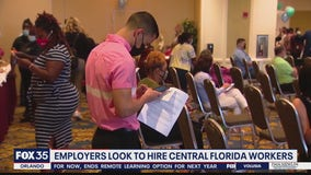Employers look to hire Central Florida workers