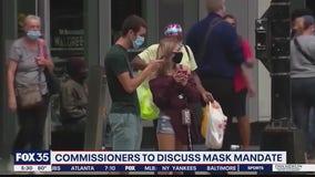 Seminole Commission to discuss future of mask mandate