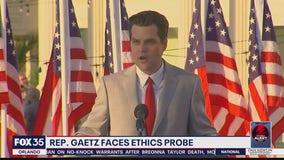 Rep. Matt Gaetz facing calls to resign