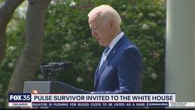 Pulse survivor invited to White House for gun control announcement