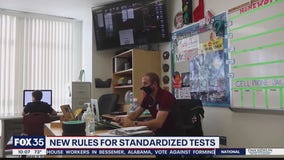 Executive order waives student accountability measures tied to state exam