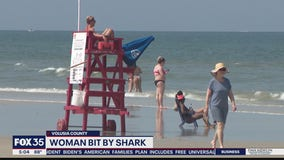 Officials: Woman bitten by shark while paddleboarding at New Smyrna Beach
