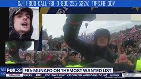 FBI: Jonathan Munafo arrested in Capitol riot investigation