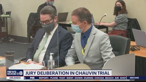 Jury deliberation begins in Chauvin trial