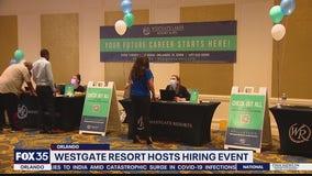Westgate Resorts hosts hiring event