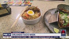 Orlando Taco Week