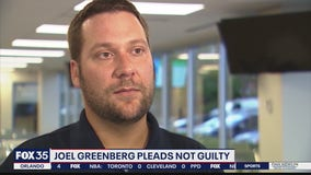 Joel Greenberg enters not guilty plea on latest charges