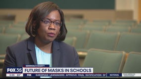 Seminole County's incoming superintendent talks masks in schools