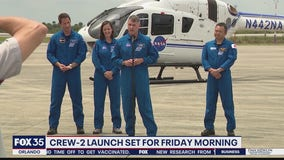 Getting to know the astronauts of Crew-2
