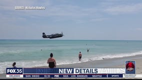 FAA investigating emergency landing at Cocoa Beach