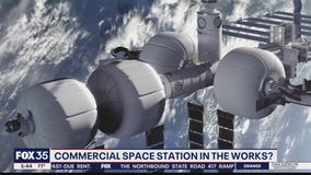 Sierra Nevada proposing commercial space station